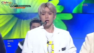 Blooming Day (Music Bank Live) - EXO-CBX