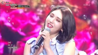 You, Who? (Music Bank Live) - Eric Nam;Jeon Somi