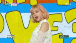What Is Love? (Music Core Live) - Twice