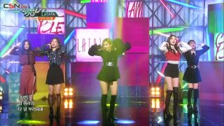 Latata (180504 Music Bank Debut Stage Live) - (G)I-DLE