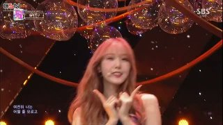 Love Bug + Bam (밤) (Time For The Moon Night) (Inkigayo 2018.05.06) - GFRIEND