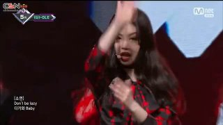 Latata (180510 M!Count Down) - (G)I-DLE