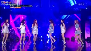 Bam (밤) (Time For The Moon Night) (MUSIC BANK 2018.05.11) - GFRIEND