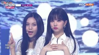 Bam (밤) (Time For The Moon Night) (Show Champion 2018.05.16) - GFRIEND