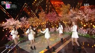 Time For The Moon Night (Inkigayo 2018.05.20) - GFriend