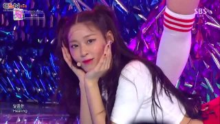 Super Duper; Bingle Bangle (Inkigayo Comeback Stage Live) - AOA