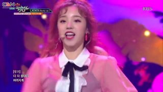 LATATA (Remix ver.) (MUSIC BANK 2018.06.29) - (G)I-DLE