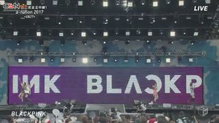 Boombayah + Playing With Fire (a-nation 2017 2017.08.27) - BlackPink