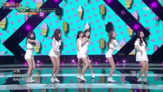 Sunny Summer (Music Bank 27.07.2018) - GFriend