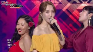 Egotistic (Music Bank 27.07.2018) - Mamamoo