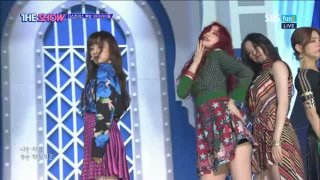 HANN (Alone) (The Show 21.08.2018) - (G)I-DLE