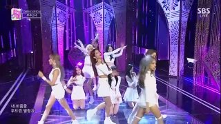 Save Me, Save You (SBS Inkigayo 23.09.2018) - Cosmic Girls