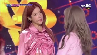 Save Me, Save You (02.10.2018 The Show) - Cosmic Girls