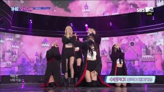 Save Me, Save You (The Show 16.10.2018 Live) - Cosmic Girls