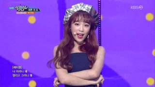 Oh! My Mistake (Music Bank 26.10.2018 Live) - April