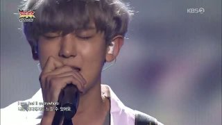 Wind Of Change (2018 Music Bank In Berlin Live) - Chanyeol