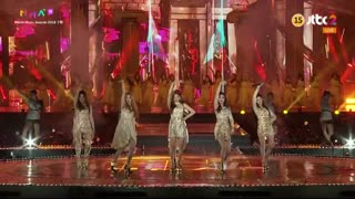 Hann (Alone) (2018 MMA Live) - (G)I-DLE