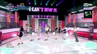 I Can't Stop Me (Mnet M! Countdown 29.10.2020) - Twice