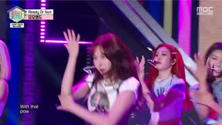 Ready Or Not (MBC Show! Music Core 21.11.2020) - Momoland