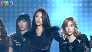 The Boys (Music Bank In Paris) - Girls' Generation