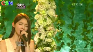 I Will Be Missing You (Live On Music Bank) - Davichi
