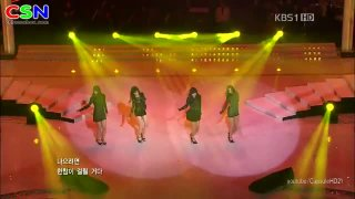 Touch (33Th Labour Day Song Festival) - Miss A