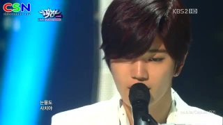 Only Tears (Comeback Stage 180512 Music Bank) - Infinite