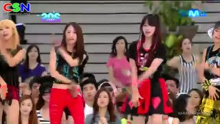 Electric Shock (Electric Party) (Mnet 20's Choice) - DJ Koo