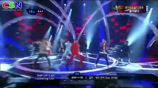 No Mercy (260712 M Countdown) - B.A.P