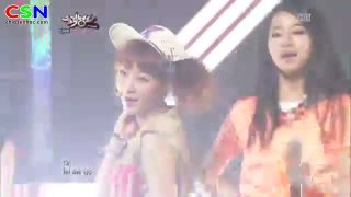 I Feel Good (240812 Music Bank) - EXID