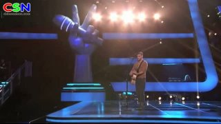 Animal (The Voice 2012- Blind Audition) - Diego Val