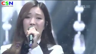 We Were In Love (080112 Sbs Inkigayo) - Davichi; T-Ara