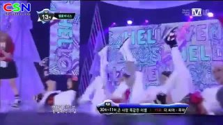 What Are You Doing Today (201212 M Countdown) - Hello Venus