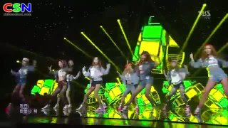 I Got A Boy (200113 SBS Inkigayo) - Girls' Generation
