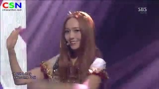 I Got A Boy (270113 SBS Inkigayo) - Girls' Generation