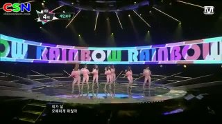 Tell Me Tell Me (210213 M Countdown) - Rainbow
