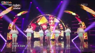 Tell Me Tell Me (080313 Music Bank) - Rainbow