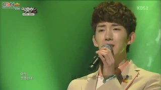 One Spring Day (080313 Music Bank Comeback Stage) - 2AM