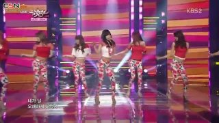 Tell Me Tell Me (220313 Music Bank) - Rainbow