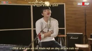 I Can't Live Because Of You (Vietsub) - Seo In Guk; Verbal Jint