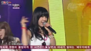 Tell Me Tell Me (290313 Music Bank) - Rainbow