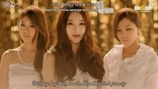 We Were In Love (VietSub) - Davichi; T-Ara