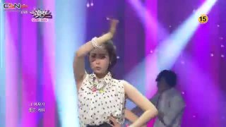 Hot & Cold (26.07.13 Music Bank) - Jewelry