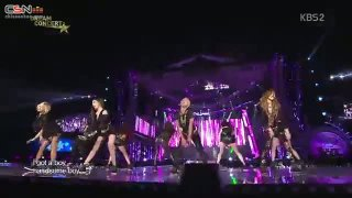 I Got A Boy (Dream Concert) - SNSD