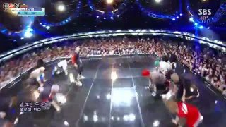 Growl (11.08.13 Inkigayo) - EXO