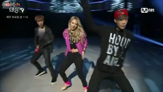 SNSD & EXO Special Stage (Dancing9) - Girls' Generation; EXO
