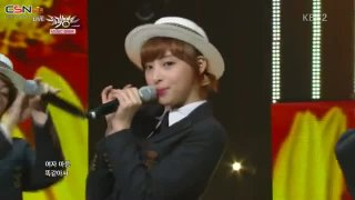Can You Love Me (01.10.13 Music Bank) - 5Dolls; Dani; T-Ara N4