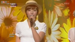 Can You Love Me (27.09.13 Music Bank) - 5Dolls; Dani; T-Ara N4
