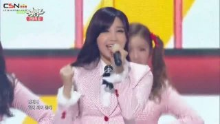 NoNoNo (Music Bank Christmas Special) - A Pink