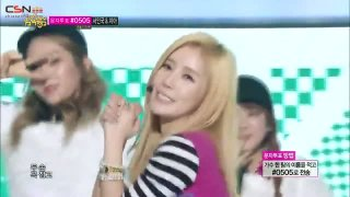 I Do I Do (21.12.13 MBC Music Core) - Secret
